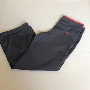 Adidas ClimaCool Cropped Workout Pants
